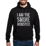 Smoke Monster Hoodie (dark)