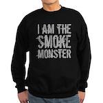 Smoke Monster Sweatshirt (dark)