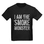 Smoke Monster Kids Dark T-Shirt
