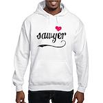 Sawyer Love Hooded Sweatshirt