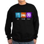 Eat Sleep Lost Sweatshirt (dark)