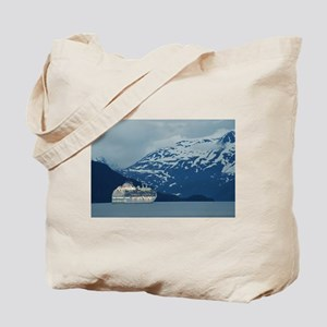 Alaskan Cruise Tote Bag