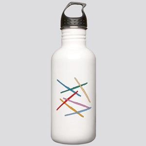 Colorful Flutes Stainless Water Bottle 1.0L