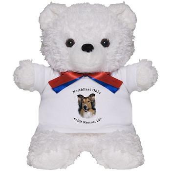 NEOCR Northeast Ohio Collie Rescue Teddy Bear