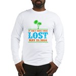 Ends Once Long Sleeve T-Shirt