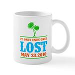 Ends Once Mug