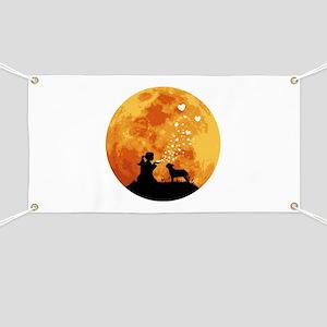 Staffordshire Bull Terrier Banner