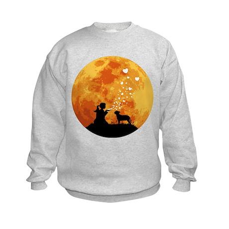 Staffordshire Bull Terrier Kids Sweatshirt