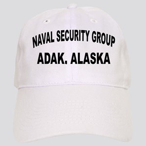 NAVAL SECURITY GROUP ACTIVITY, ADAK Cap
