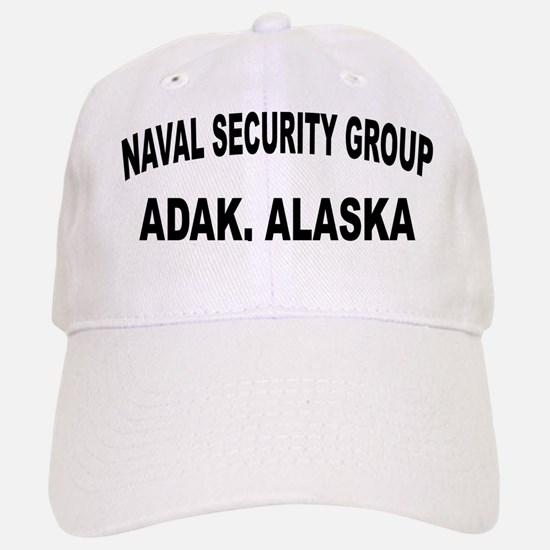 NAVAL SECURITY GROUP ACTIVITY, ADAK Baseball Baseball Cap