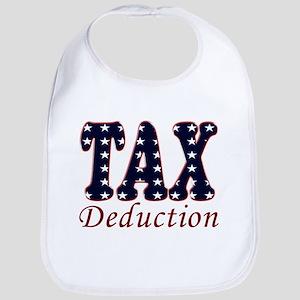 Tax Deduction (stars) - Bib