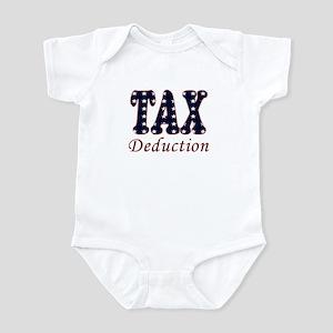 Tax Deduction (stars) - Infant Creeper