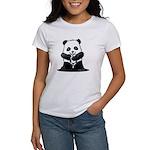 KiniArt Panda Women's T-Shirt