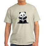 KiniArt Panda Light T-Shirt