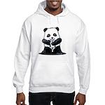 KiniArt Panda Hooded Sweatshirt