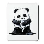 KiniArt Panda Mousepad