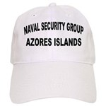 NAVAL SECURITY GROUP ACTIVITY AZORES Cap