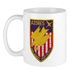 NAVAL SECURITY GROUP ACTIVITY AZORES Mug
