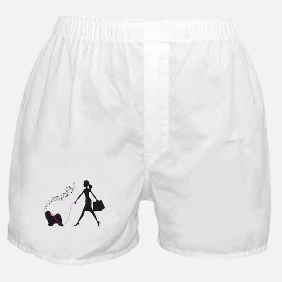 Tibetan Terrier Boxer Shorts