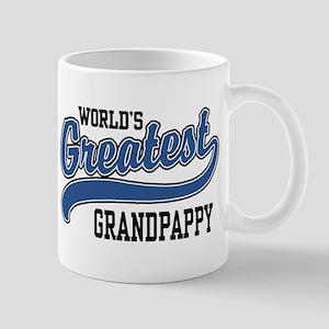 World's Greatest Grandpappy 11 oz Ceramic Mug