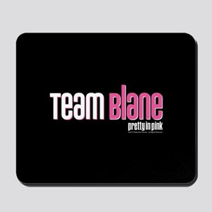 Pretty in Pink: Team Blane Mousepad