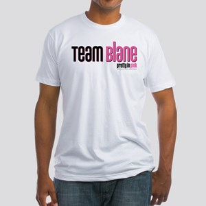 Pretty in Pink: Team Blane Fitted T-Shirt