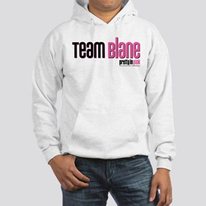 Pretty in Pink: Team Blane Hooded Sweatshirt