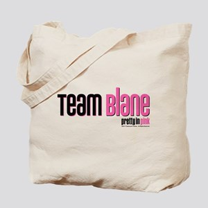 Pretty in Pink: Team Blane Tote Bag