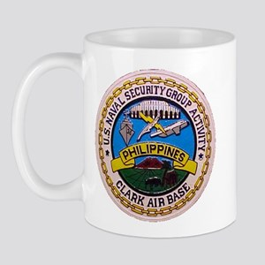 NAVAL SECURITY GROUP ACTIVITY CLARK Mug