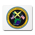 NAVAL SECURITY GROUP DET, DIEGO GARCIA Mousepad