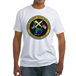 NAVAL SECURITY GROUP DET, DIEGO GARCIA Fitted T-Sh