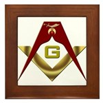 Shriners (Fancy) with S&C Framed Tile