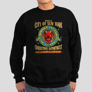RIKERS ISLAND Sweatshirt (dark)