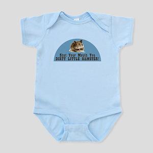 Dirty Hamster Infant Bodysuit