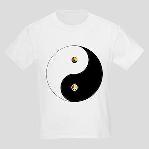 Peace Sign Dao Kids Light T-Shirt