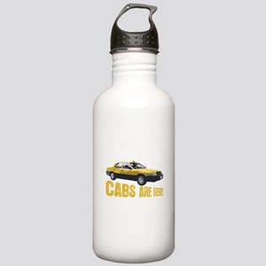 CABS ARE HERE! Stainless Water Bottle 1.0L