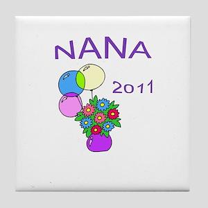 NANA 2011-1 Tile Coaster