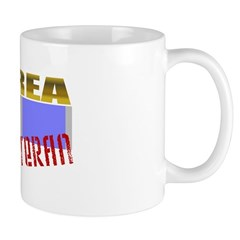 Korea Service Ribbon Mug