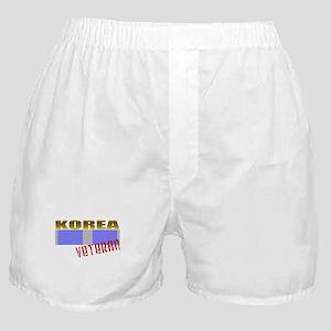 Korea Service Ribbon Boxer Shorts
