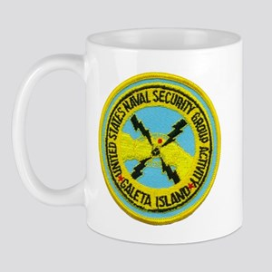 NAVAL SECURITY GROUP ACTIVITY, GALETA ISLAND Mug
