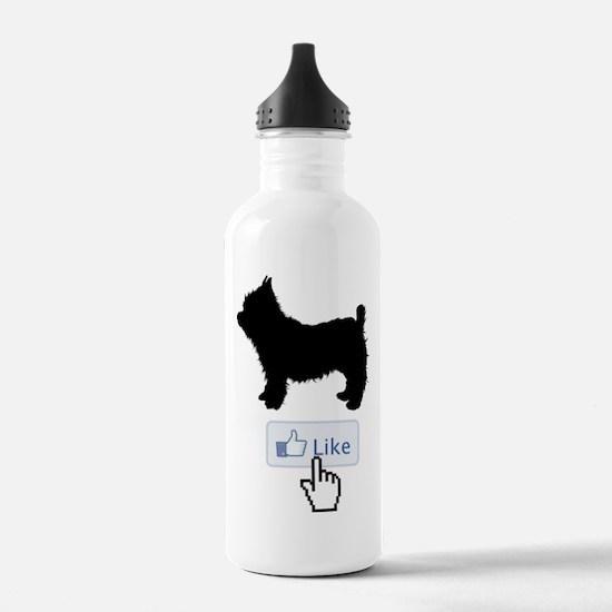 Yorkshire Terrier Water Bottle
