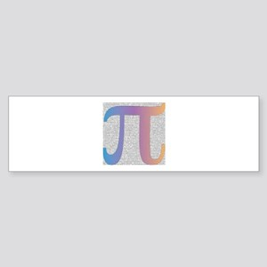 Pi Bumper Sticker