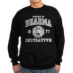 Property of Dharma 77 Sweatshirt (dark)