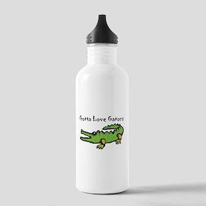 Gotta Love Gators Stainless Water Bottle 1.0L