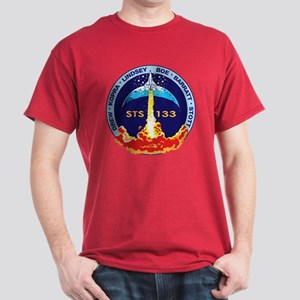 STS 133 Discovery Dark T-Shirt
