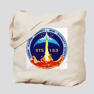 STS 133 Discovery Tote Bag