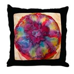 Silk Mandala 2 - Throw Pillow