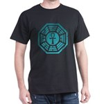 Dharma Blue Ankh Dark T-Shirt