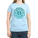 Dharma Blue Ankh Women's Light T-Shirt
