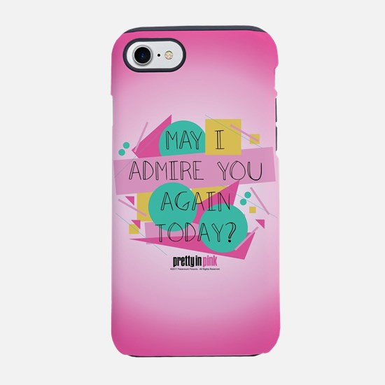 Pretty in Pink: May I Admire Y iPhone 7 Tough Case